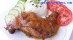 Vietnamese Rotisserie Chicken (Gà Roti)