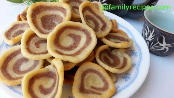 Pig Ear Cookie Recipe (Bánh Tai Heo)