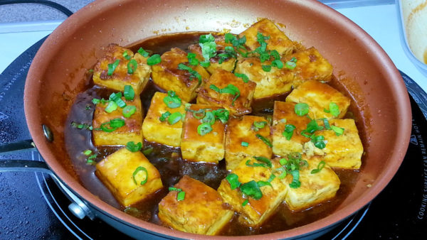 Sweet and Sour Tofu - npfamilyrecipes.com