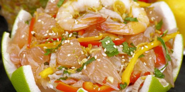 Pomelo Salad (Gỏi Bưởi)