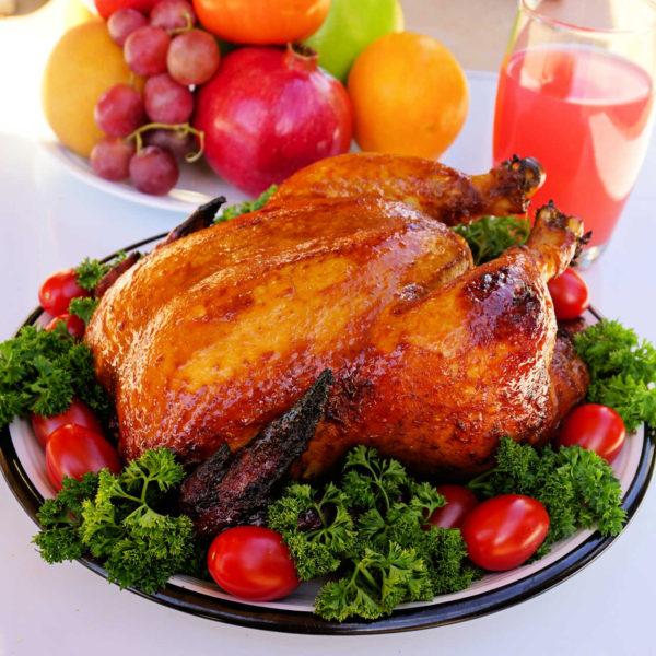 Roasted Chicken - Gà Nướng