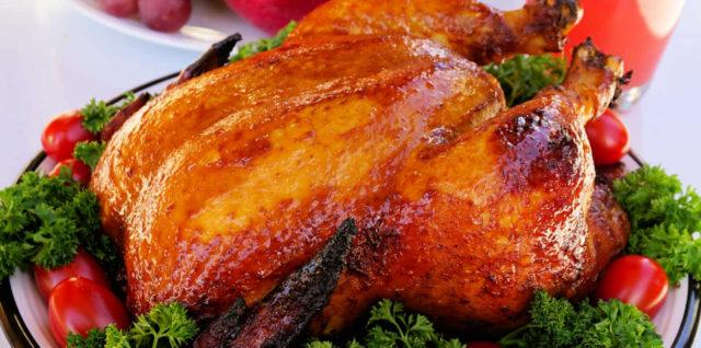 Roasted Chicken – Gà Nướng Mật Ong