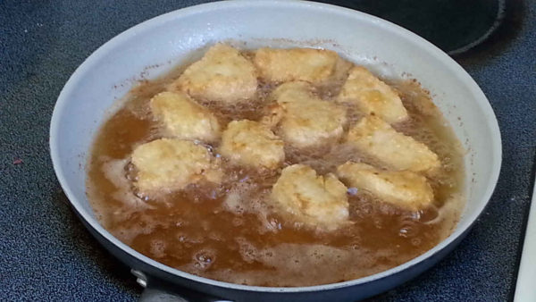 Orange Chicken Recipe (Gà Sốt Cam)