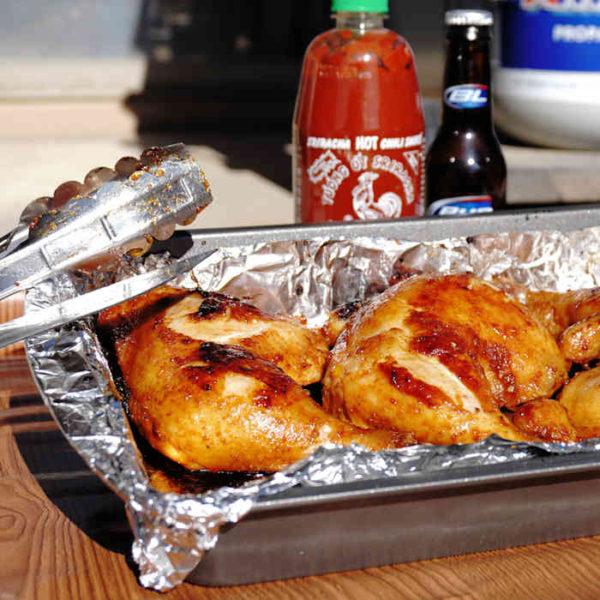 Spicy Roasted Chicken (Gà Nướng Cay)
