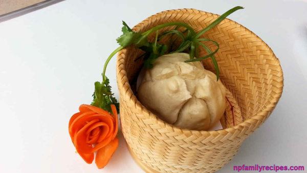 Steamed Pork Bun Recipe (Bánh Bao)