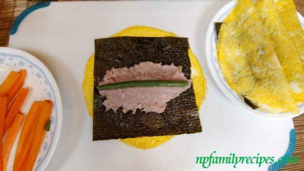 Imperial Omelette